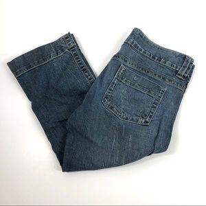 National Outfitter Cropped Pants Size 12